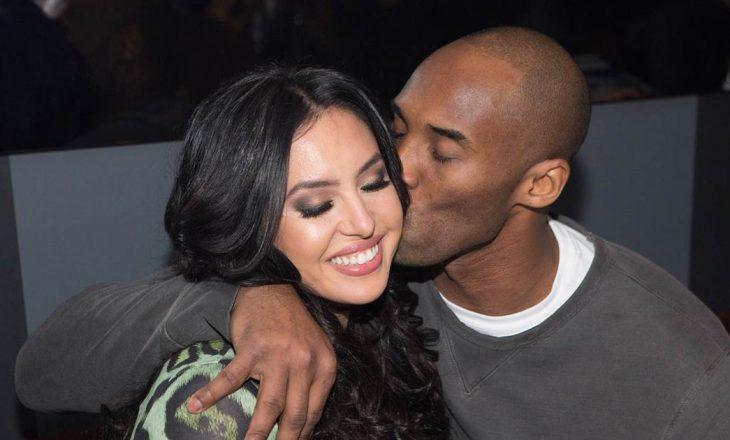 Në 20-vjetorin e martesës, Vanessa përkujton Kobe Bryant