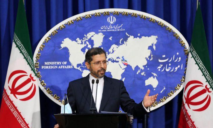 Irani thotë se udhëheqësit arabë (GCC) po përpiqen të prishin bisedimet bërthamore në Vjenë