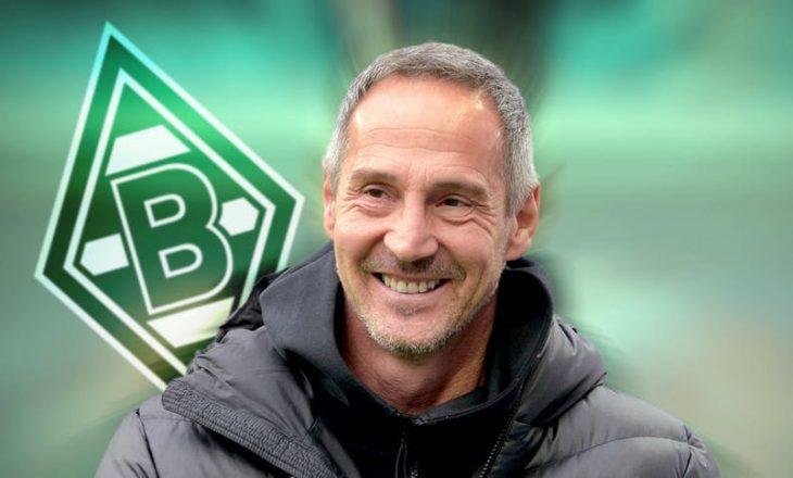 Borussia Monchengladbach zëvendëson Marco Rose me Adi Hutter në pankinë