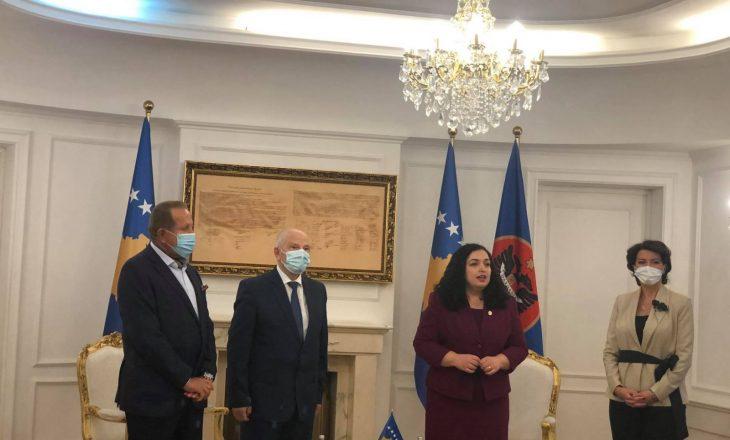 """Osmani: Ish-presidentët i kam ftuar në takim """"për respektim të memories institucionale"""""""