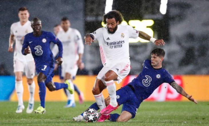 Marcelo mungon në sfidën e kthimit në Champions kundër Chelseat, është komisioner në Asamblenë e Madridit