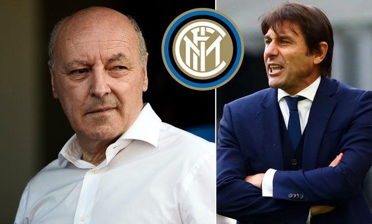 Marotta dhe Conte mendojnë të rinovojnë kontratat me Interin