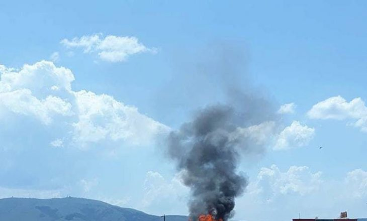 Shpërthim në Hajvali të Prishtinës