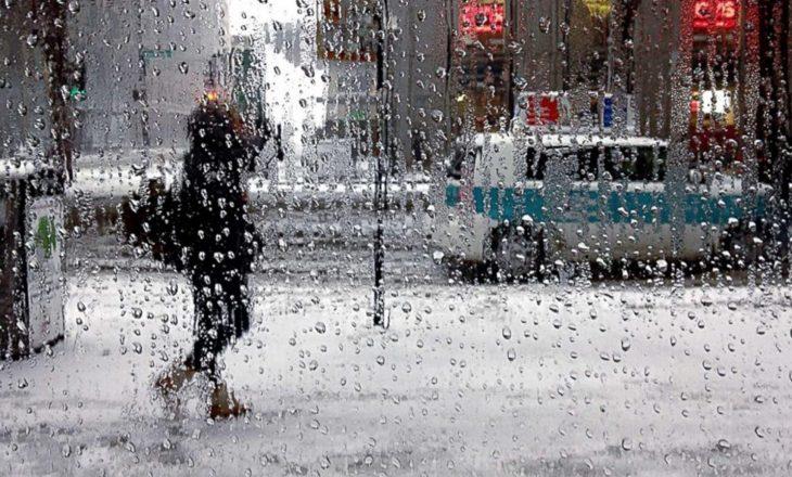 Mot me shi e borë sot në Kosovë