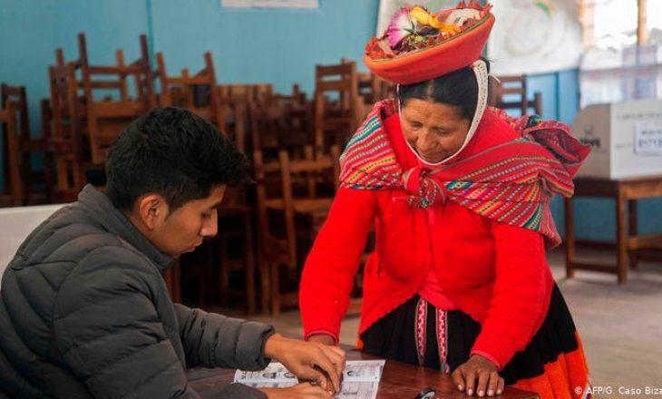 Peruja voton për presidentin e ri, 18 persona kanë vënë kandidaturat e tyre për president të vendit