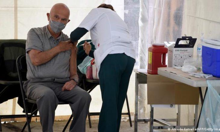 Rreth 400 mijë vaksinime janë kryer deri më sot në Shqipëri