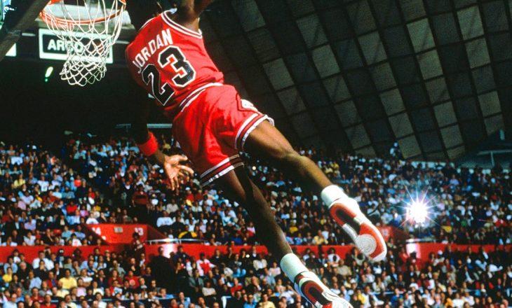 Altetet e sezonit debutues të Michael Jordan kanë dalur për shitje në ankand