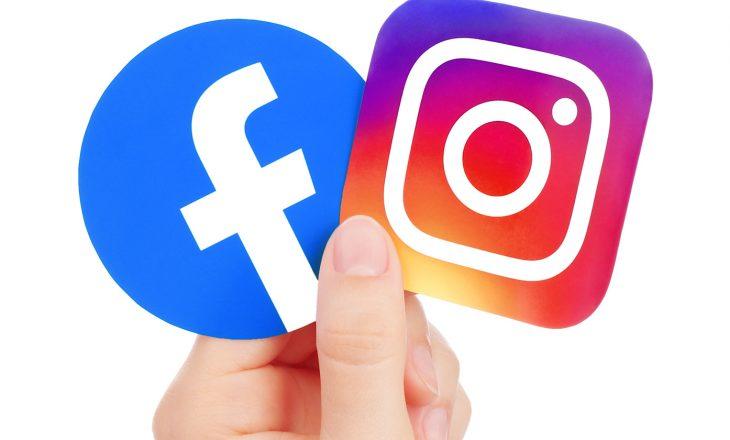Çfarë ndodhi që Instagram dhe Facebook u bllokuan dje në mbrëmje për një kohë të shkurtër?
