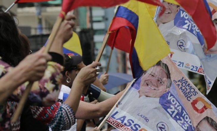 Ekuadori voton për presidentin e ardhshëm mes sfidave të COVID-19 dhe krizave ekonomike që po kalon vendi nga Amerika Latine