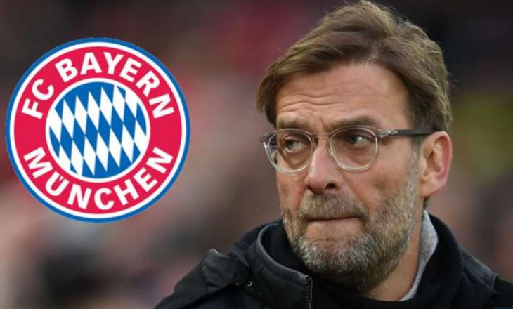 Klopp mund të bëhet trajner i Bayernit
