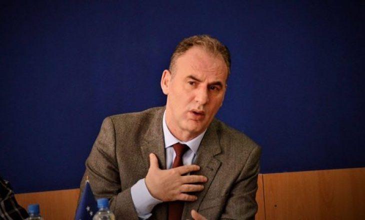 Limaj e quan Kurtin përçarës të shqiptarëve