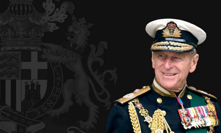 Ka ndërruar jetë Princi Philip