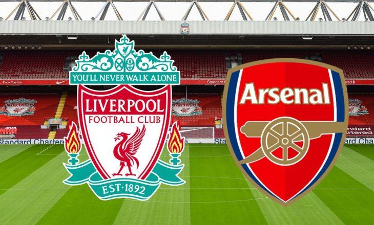Sot derbi Arsenal & Liverpool