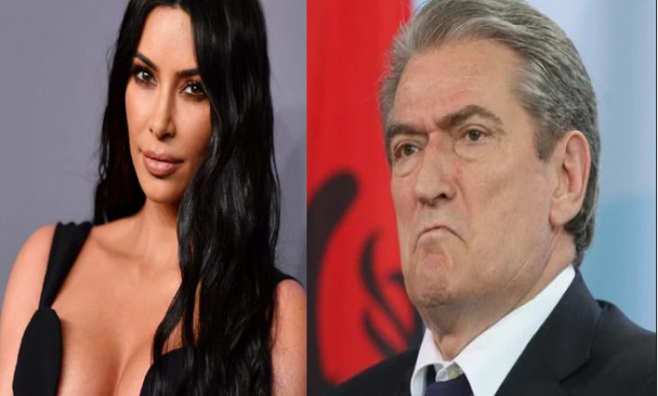 Sali Berisha e fillon ditën me një fotografi të Kim Kardashianit