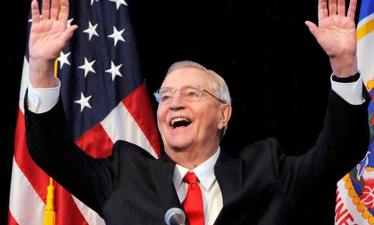 Ish-zv/presidenti amerikan Walter Mondale vdes në moshën 93 vjeçare