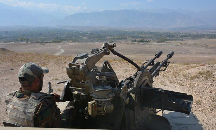 Nga sulmi i talebanëve mbi provincën afgane të Gorit, katër civilë kanë humbur jetën