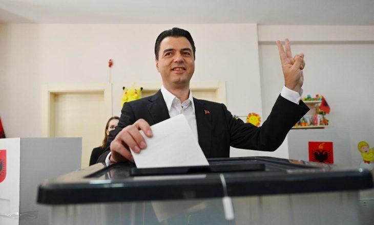 """Voton Lulzim Basha: """"Dilni masivisht dhe votoni"""""""