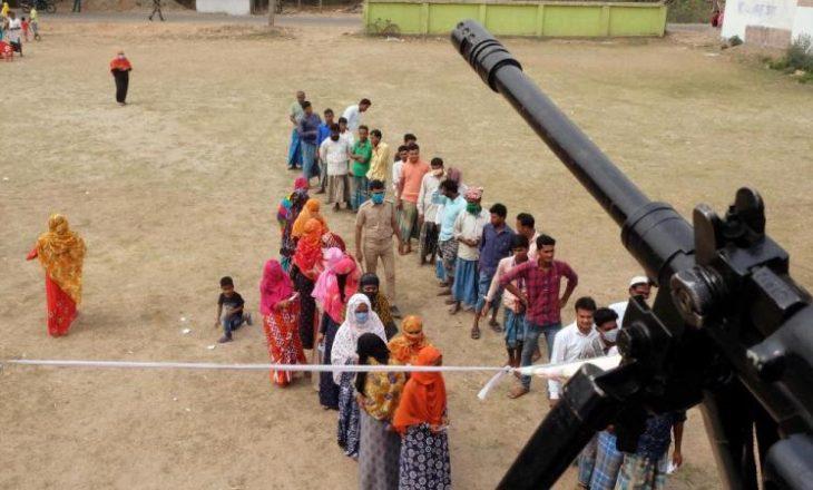 India: Pesë të vrarë në dhunën zgjedhore në shtetin e Bengalit Perëndimor