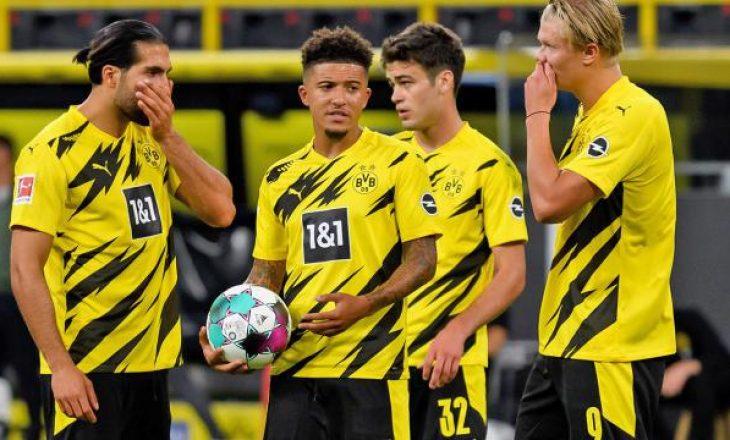 Dortmund ekipi që I jep më shumë hapësira lojtarëve të rinjë – ja lista e klubeve