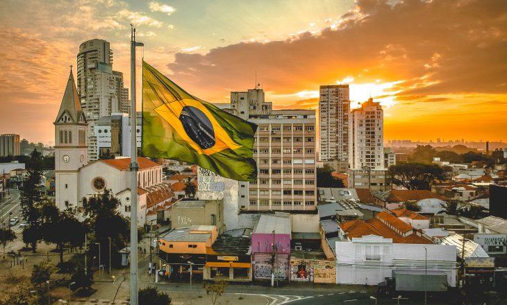 Brazili raporton 3.808 viktima nga Coronavirusi në 24 orët e fundit