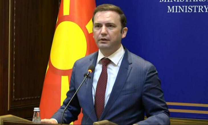 Bujar Osmani: Maqedonia mbështetë dialogun Kosovë-Serbi me qëllim final njohjen reciproke