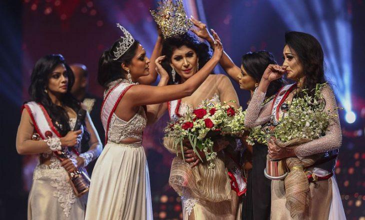 Incident në konkursin e bukurisë – sulmohet miss-i që po kurorëzohej