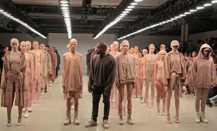 Kanye West akuzohet për kopjim nga rrjeti i dyqaneve në Amerikë