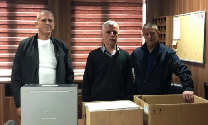 Gjykata Speciale ia kthen OVL UÇK-së pajisjet e konfiskuara