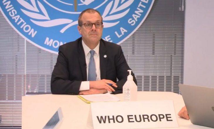 OBSH: Mbi një milionë persona kanë humbur jetën në Evropë nga Coronavirusi që nga fillimi i pandemisë