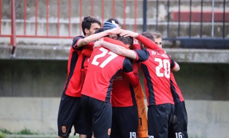 Superliga e Kosovës: Drita mposht Arbërinë si mysafir, Drenica fiton në shtëpi nga Trepça '89