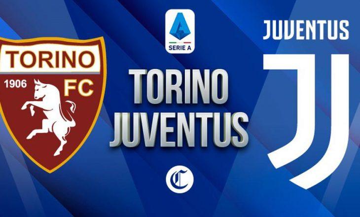 Formacionet e derbit torinez Juventus vs Torino