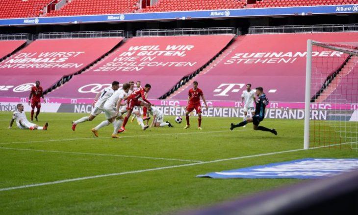 Bundesliga: Bayern Munchen barazon me Union Berlin – rezultatet e së shtunës