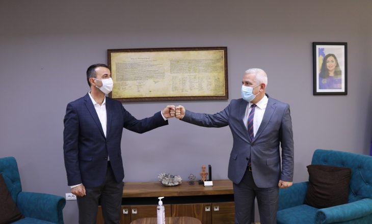 Blerim Gashani emërohet zëvendësministër i Punëve të Brendshme