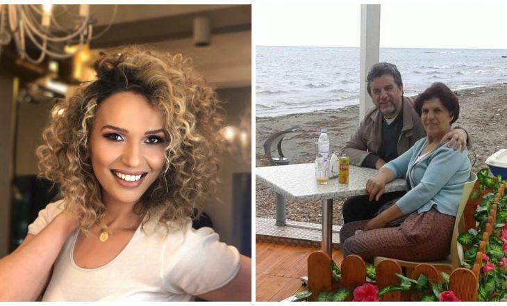 COVID-19: Prindërit e Teuta Krasniqit shtrohen në spital