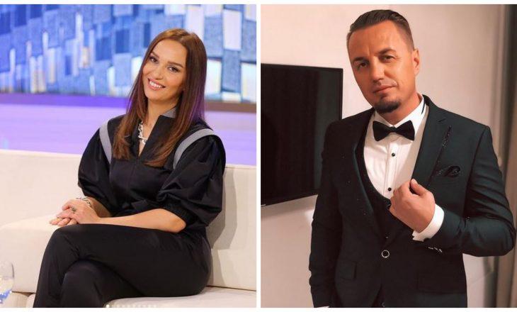 Ish-çifti, Teuta Krasniqi dhe Blero urojnë të bijën për ditëlindje