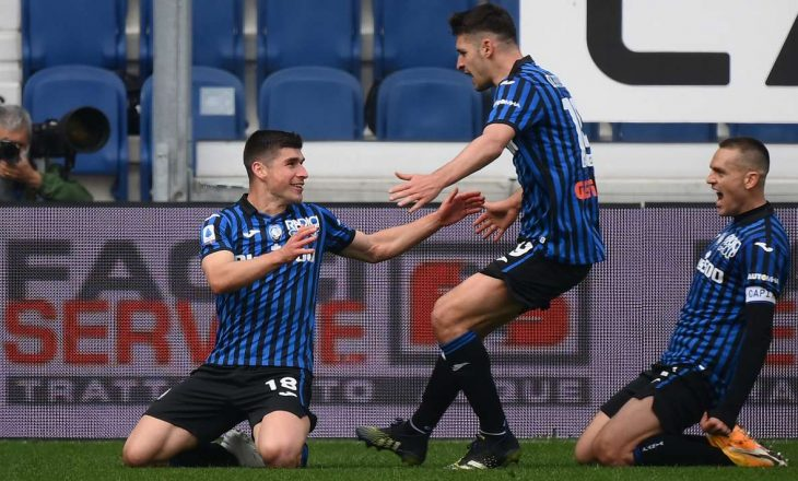 Serie A: Atalanta mposht Juventusin – rezultatet
