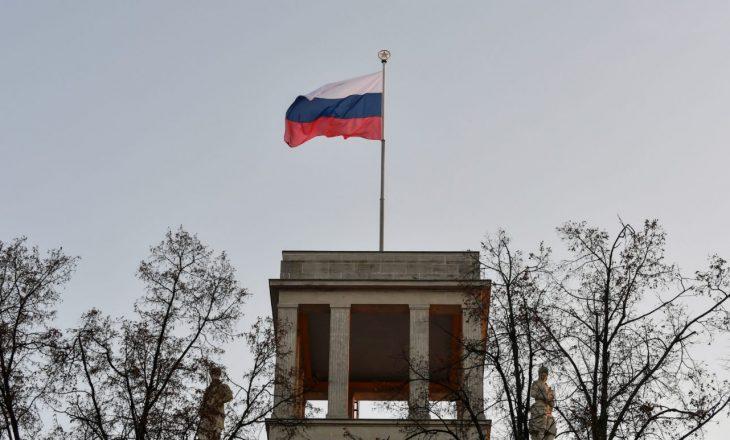 Rusia dëbon shtatë diplomatë të vendeve europiane
