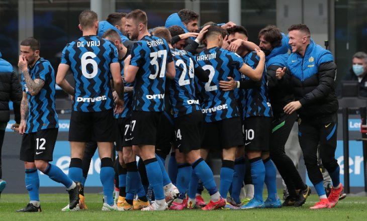 Futbollistët e Interit heqin dorë nga bonuset e trofeut të Serisë A për të ndihmuar ekipin