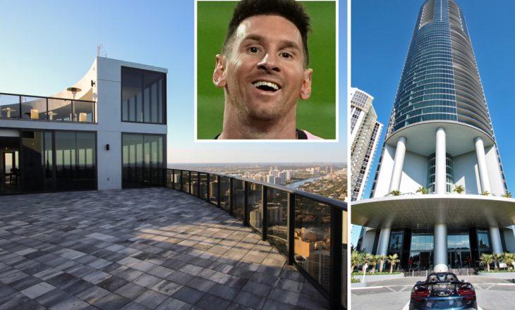 Lionel Messi investon në një apartament 7.3 milionë dollarë në Florida të SHBA-së