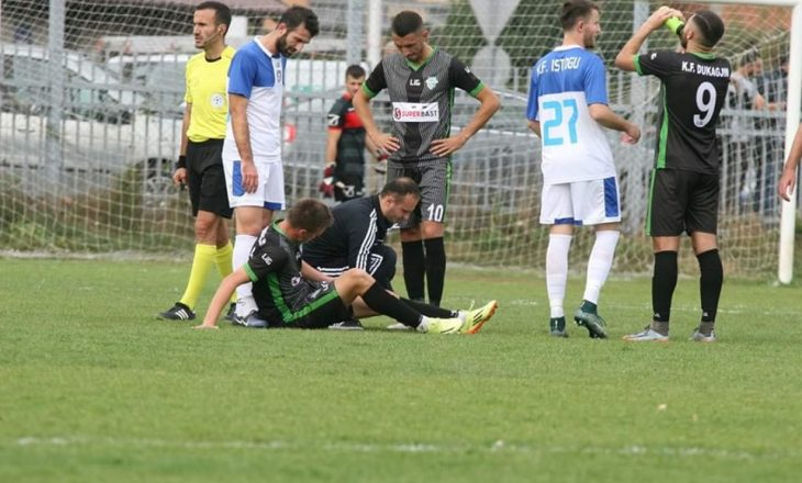 Dukagjini kalon në finalen e Kupës pa zhvilluar ndeshjen e kthimit ndaj Istogut