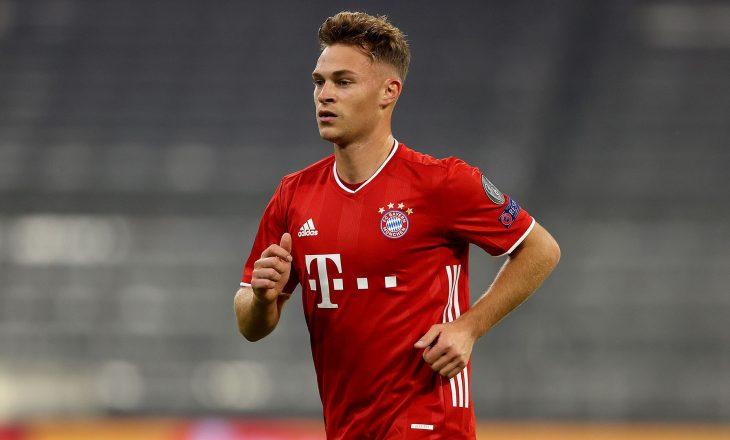 Kimmich optimist se Bayern kalon në gjysmëfinale të Champions League