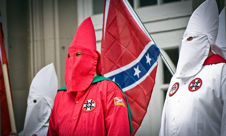 SHBA-ja për herë të parë zbulon emrat e organizatës raciste të Ku Klux Klan (KKK)