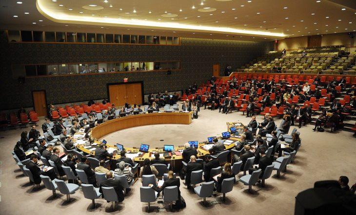 Këshilli i Sigurimit i OKB-së mban sot seancë për Kosovën