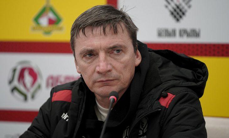 Selektori i Bjellorusisë ka dhënë dorëheqje nga posti i trajnerit