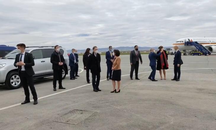 Kryediplomati gjerman arrin në Kosovë