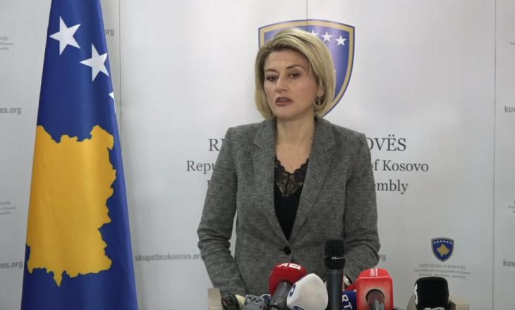 Kusari-Lila: Nuk kemi ndarë mjete për rrymën në Veri, kemi autorizuar KOSTT-in