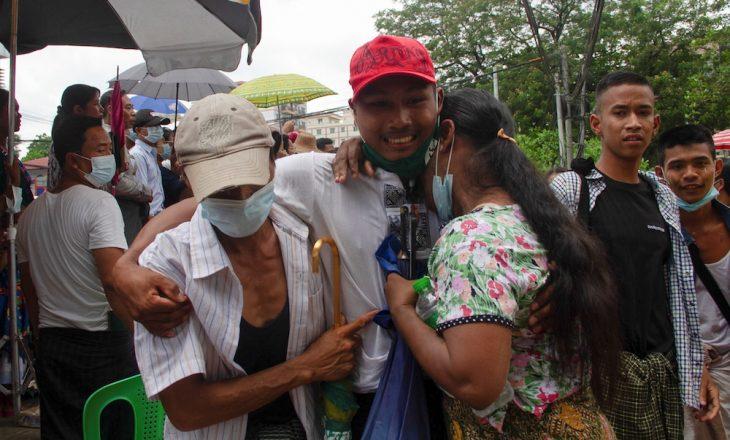 Mianmar: Lirohen mijëra të burgosur gjatë festës së Vitit të Ri, por shumë disidentë përjashtohen nga kjo amnisti