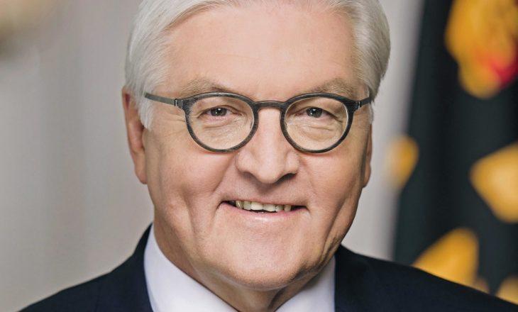 Presidenti gjerman e uron Osmanin dhe e fton të takohen së shpejti