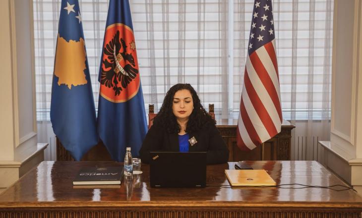 Osmani bisedon me ambasadorin Reeker, flasin për dialogun Kosovë-Serbi