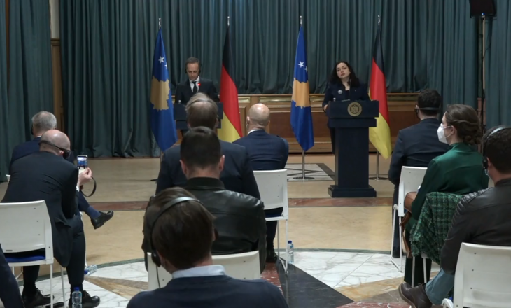 Gjermania kundër hartave të Sllovenisë për Ballkanin Perëndimor
